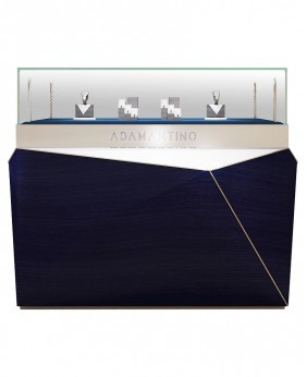 Luxury High End  Jewelry Display Counter