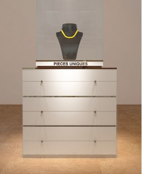 High End Jewellery Shop Display Cases For Sale