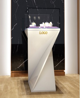 Creative Design Luxury Jewelry Store Display Stand
