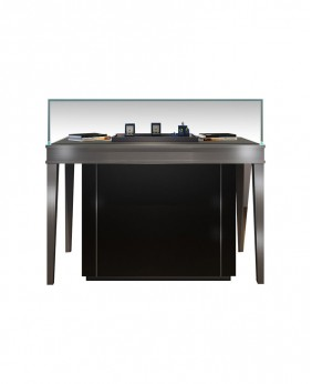 High End Luxury Free Standing  Jewellery Counter