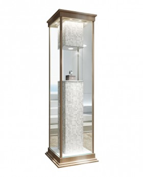 High End Jewellery Glass Display Cabinets