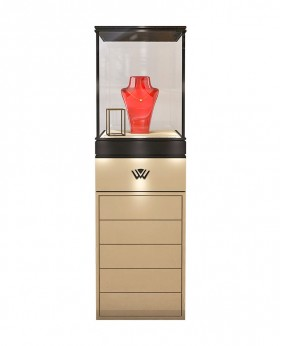 Luxury Jewellery Showroom Furniture Design