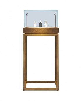 High End Table Top Jewellery Display Case