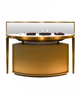 Luxury Design  Jewellery Shop Display Counters For Sale