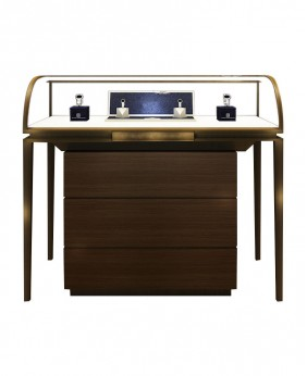 High End Luxury Jewelry Display Counter