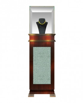 High End Commercial Jewelry Store Display Cases