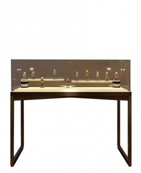 Luxury High End Watch Store Display Showcase