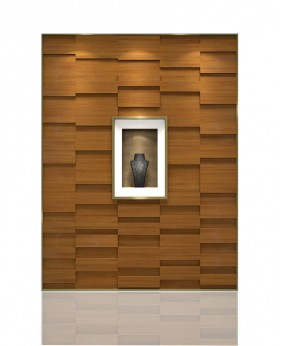 High End Wall Showcase Cabinet