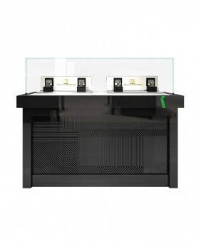 High End Luxury Watch Shop Display Counters