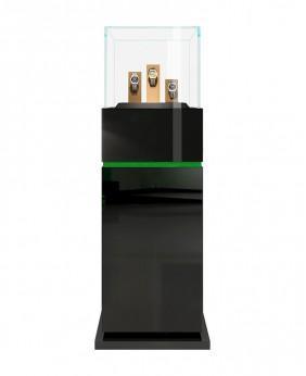 High End Watch Pedestal Display Cases