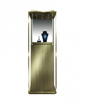 High End Lighted Jewelry Display Cases