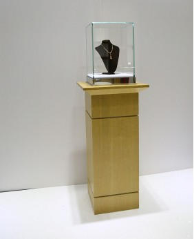 High End Retail Store Jewelry Display Cases