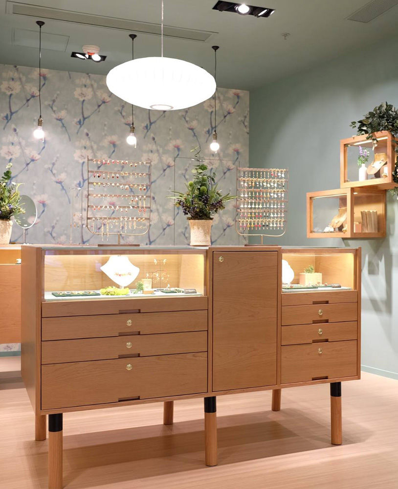 High End Jewelry Store Display Cabinet & High End Jewelry Store Display Cabinet | Jewelry Showcase Depot