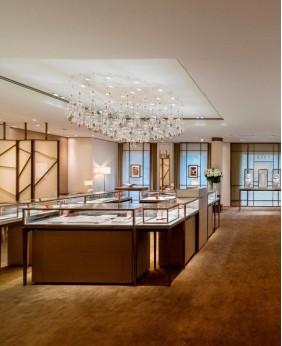 High End Jewellery Showroom Design