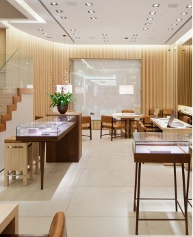 Creative Jewellery Shop Interior Design