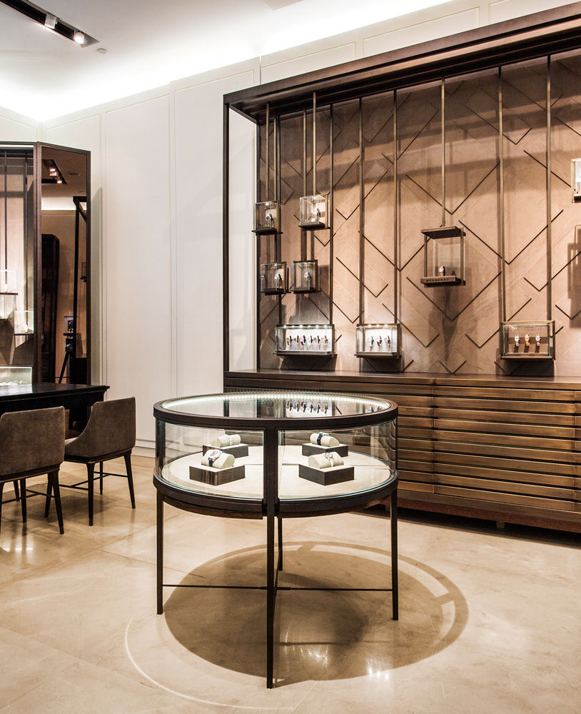 jewellery shop interior design photos for sale