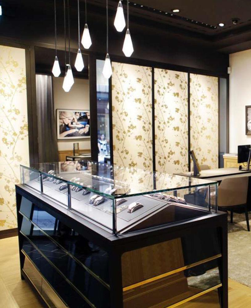 Luxury Watch Store Interior Design | Jewelry Showcase Depot
