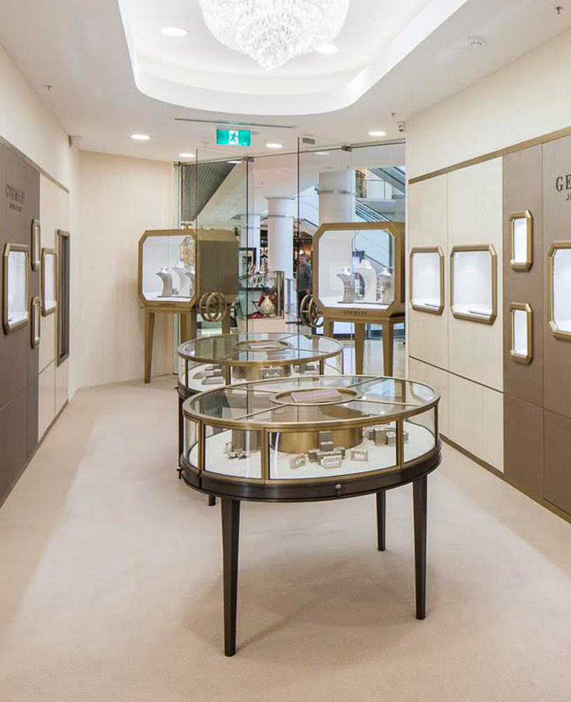 Jewelry store display cases | Jewelry Showcase Depot