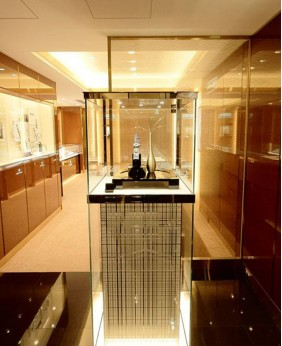 High End Jewellery Store Display Cases Design