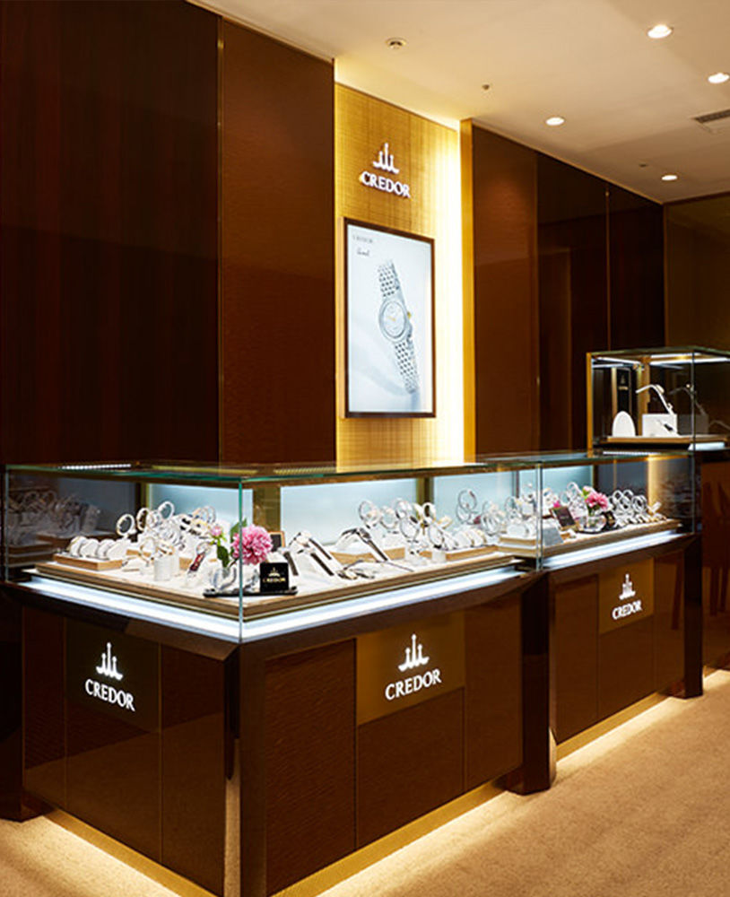 Great Watch Shop Design Ideas - Pictures of Great ...
