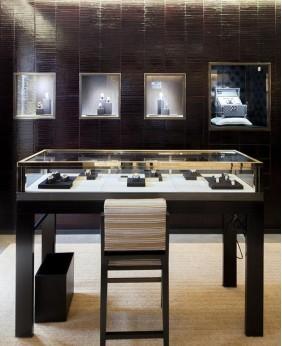 Luxury Retail Watch Shop Furniture Design