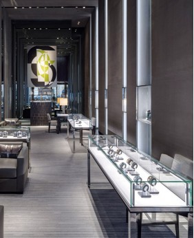High End Watch Display Showcases