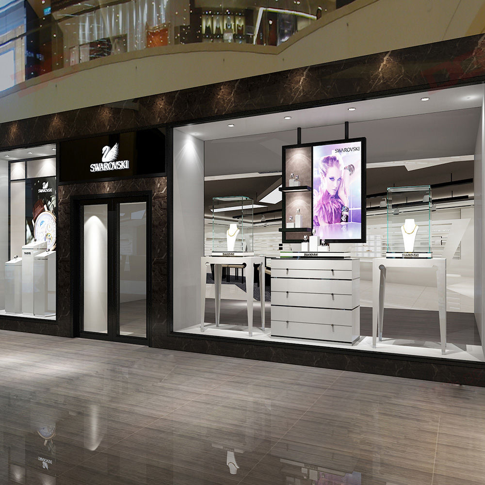 New Retail Jewelry Shop Design
