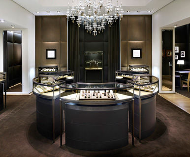 Jewelry Showcase Depot - Retail Store Design, Decorating and ...